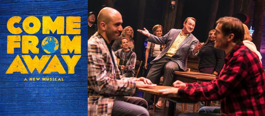 Come From Away at Fabulous Fox Theatre