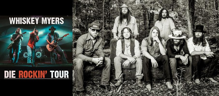 Whiskey Myers at The Pageant