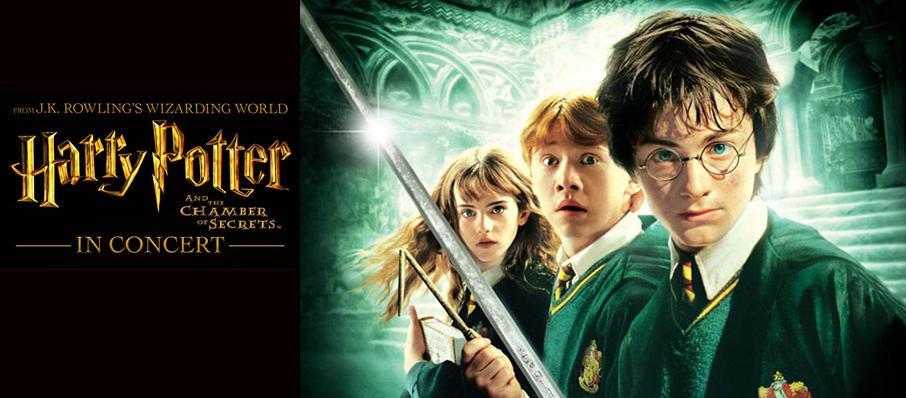 Film Concert Series - Harry Potter and The Chamber of Secrets at Powell Symphony Hall