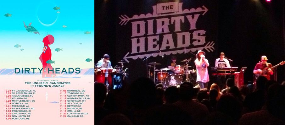 Dirty Heads at The Pageant