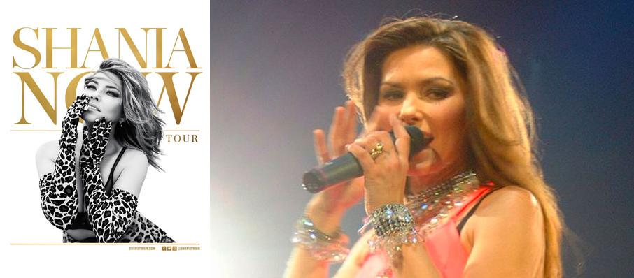 Shania Twain at Scottrade Center