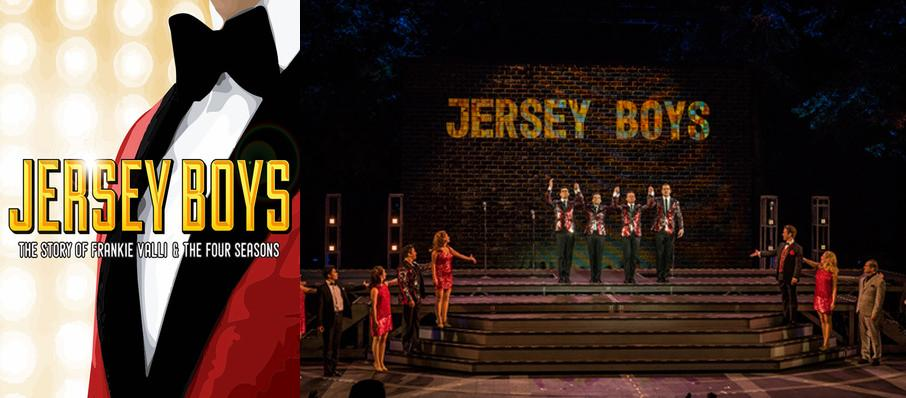 Jersey Boys at The Muny