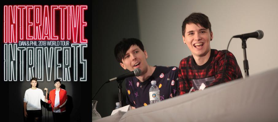 Dan and Phil at Fabulous Fox Theatre