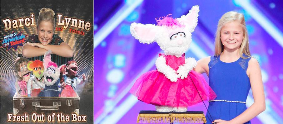 Darci Lynne at Stifel Theatre