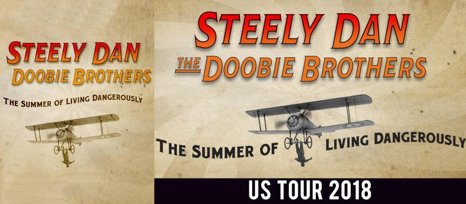 Steely Dan and The Doobie Brothers at Hollywood Casino Amphitheatre