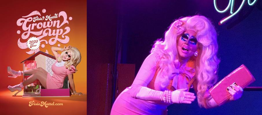 Trixie Mattel at The Pageant