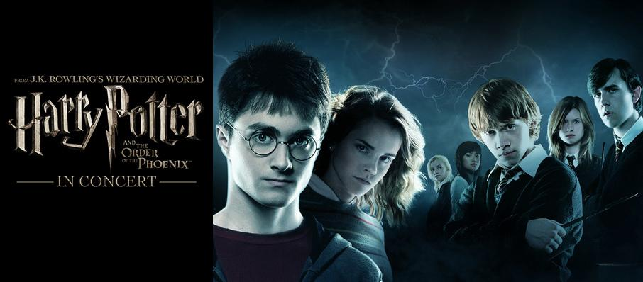 Harry Potter and the Order of the Phoenix in Concert at Powell Symphony Hall