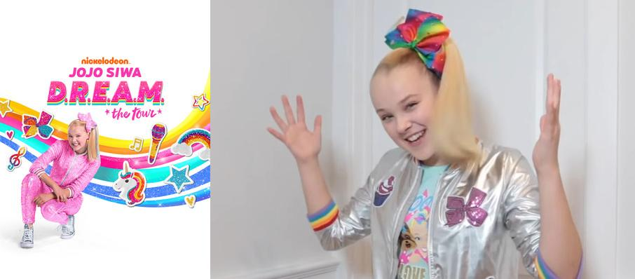 Jojo Siwa at Chaifetz Arena