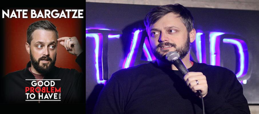Nate Bargatze at The Pageant