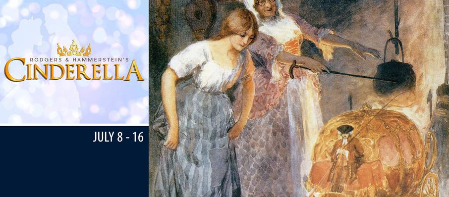 Rodgers and Hammerstein's Cinderella at The Muny