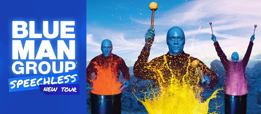 Blue Man Group at Fabulous Fox Theatre