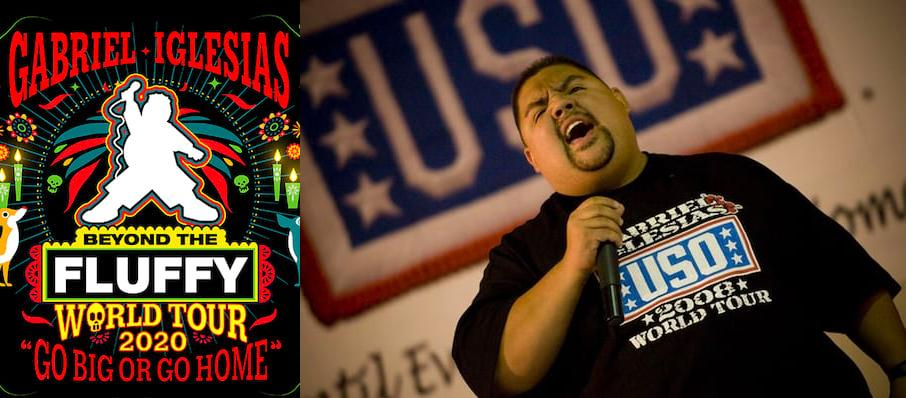 Gabriel Iglesias at Stifel Theatre