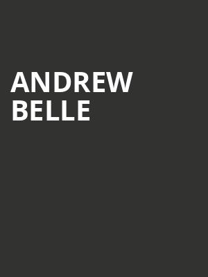 Andrew Belle at Old Rock House
