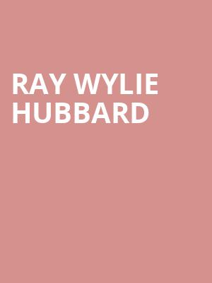 Ray Wylie Hubbard at Off Broadway