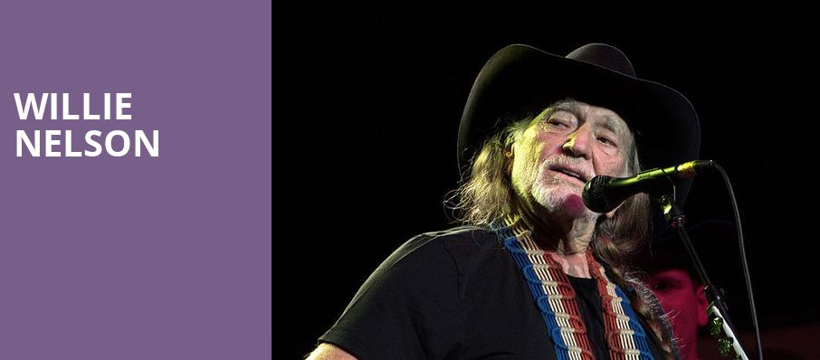 Willie Nelson, Show Me Center, St. Louis