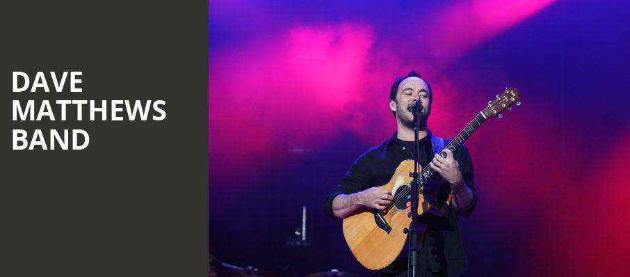 Dave Matthews Band, Hollywood Casino Amphitheatre, St. Louis
