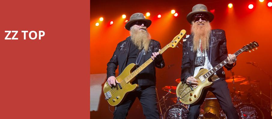 ZZ Top, Hollywood Casino Amphitheatre, St. Louis