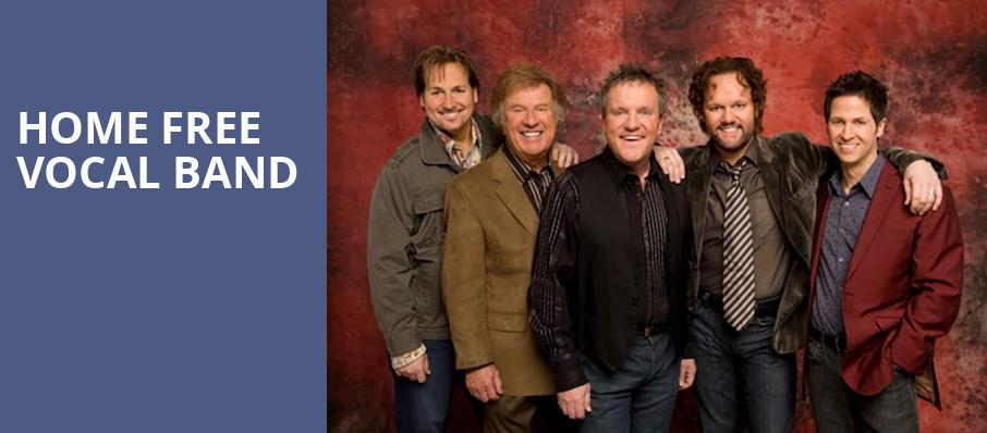 Home Free Vocal Band, Touhill Performing Arts Center, St. Louis