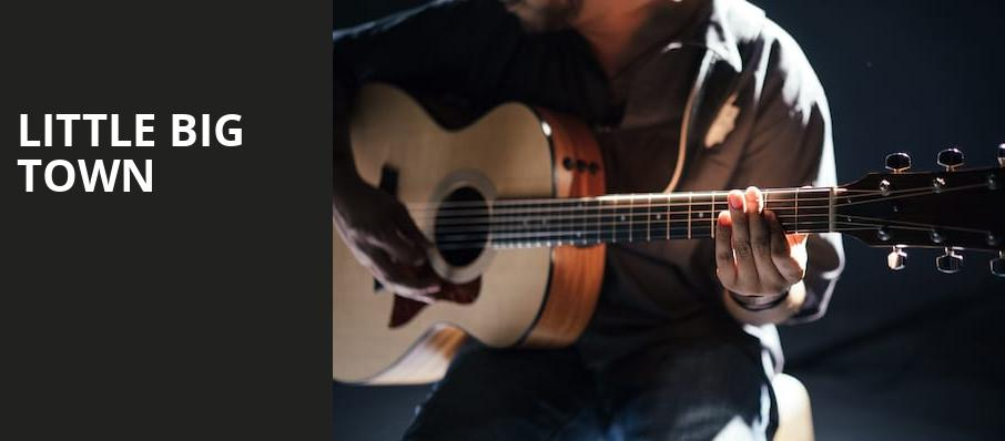 Little Big Town, Chaifetz Arena, St. Louis