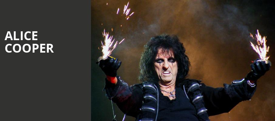Alice Cooper, Hollywood Casino Amphitheatre, St. Louis
