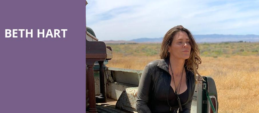 Beth Hart, The Pageant, St. Louis