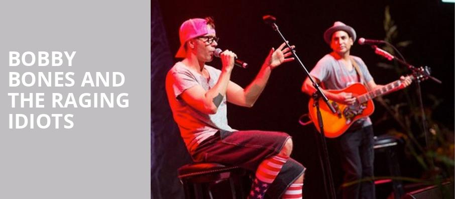 Bobby Bones and The Raging Idiots, Touhill Performing Arts Center, St. Louis