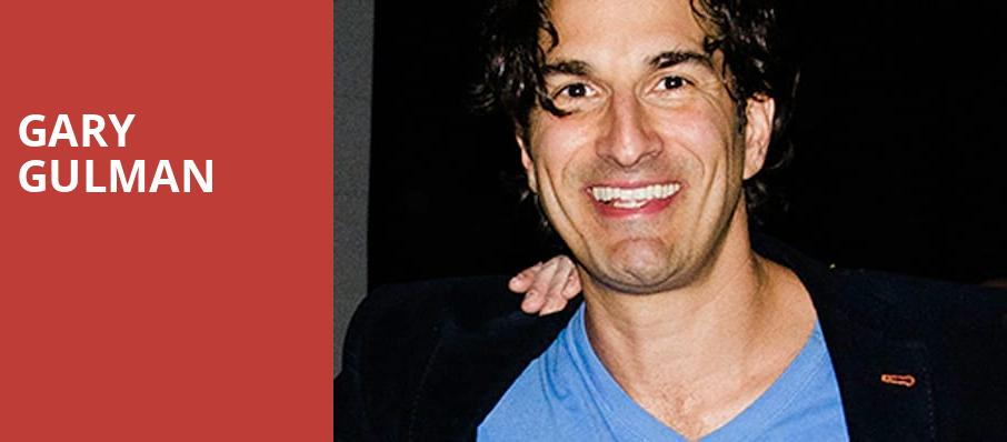 Gary Gulman, The Pageant, St. Louis