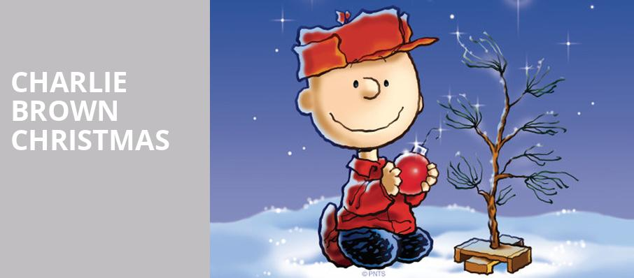 Charlie Brown Christmas, Stifel Theatre, St. Louis