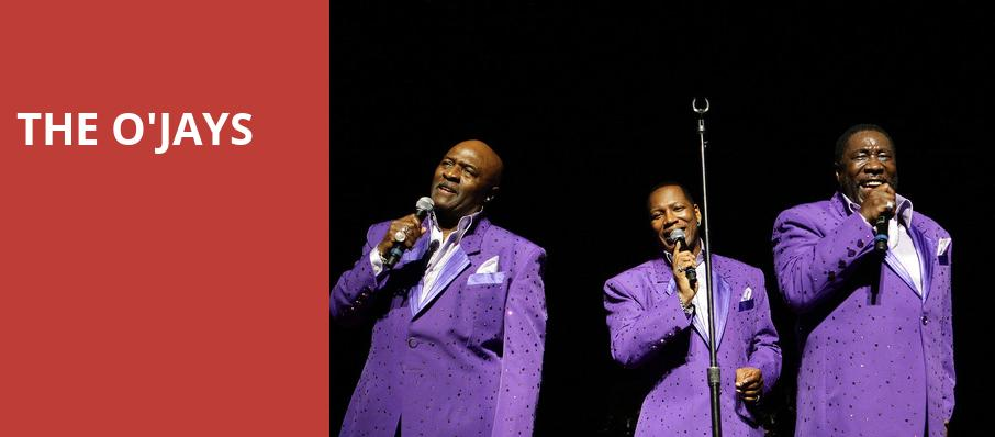The Ojays, Fabulous Fox Theatre, St. Louis