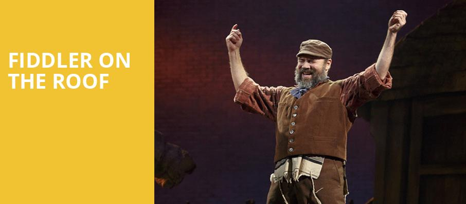 Fiddler on the Roof, Fabulous Fox Theatre, St. Louis