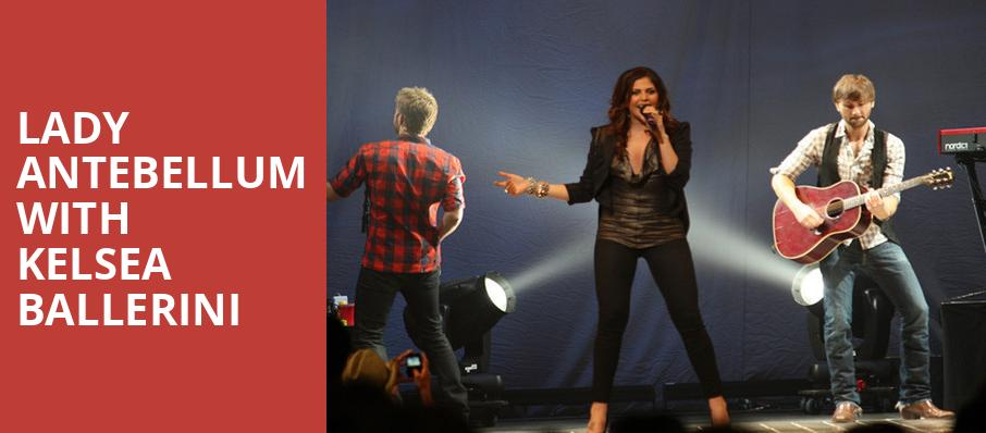 Lady Antebellum with Kelsea Ballerini, Hollywood Casino Amphitheatre, St. Louis