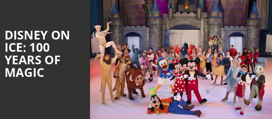 Disney on Ice 100 Years of Magic, Scottrade Center, St. Louis
