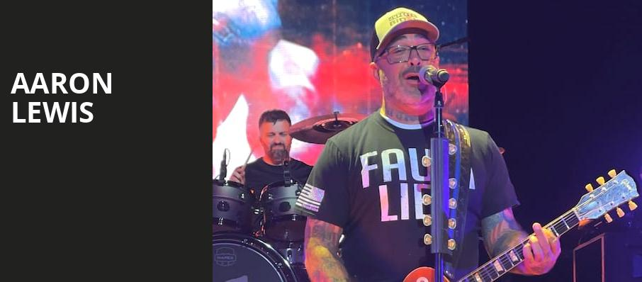Aaron Lewis, The Pageant, St. Louis