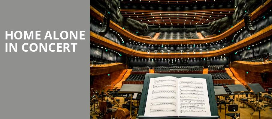 Home Alone in Concert, Powell Symphony Hall, St. Louis