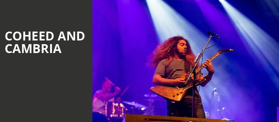 Coheed and Cambria, The Pageant, St. Louis