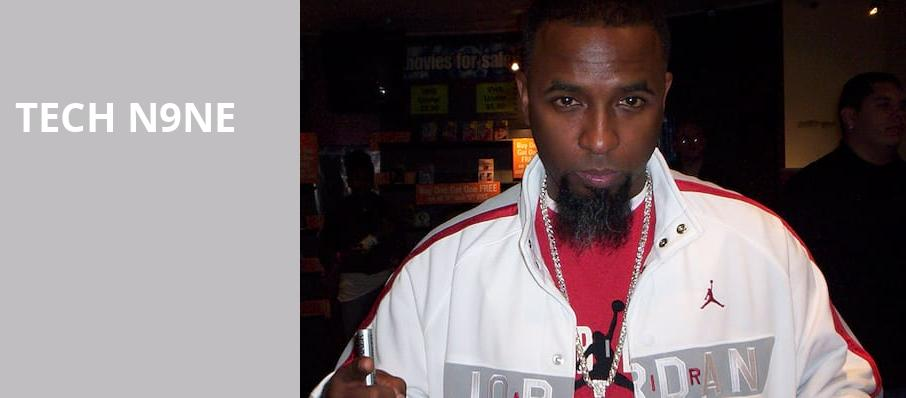 Tech N9ne, Pops, St. Louis