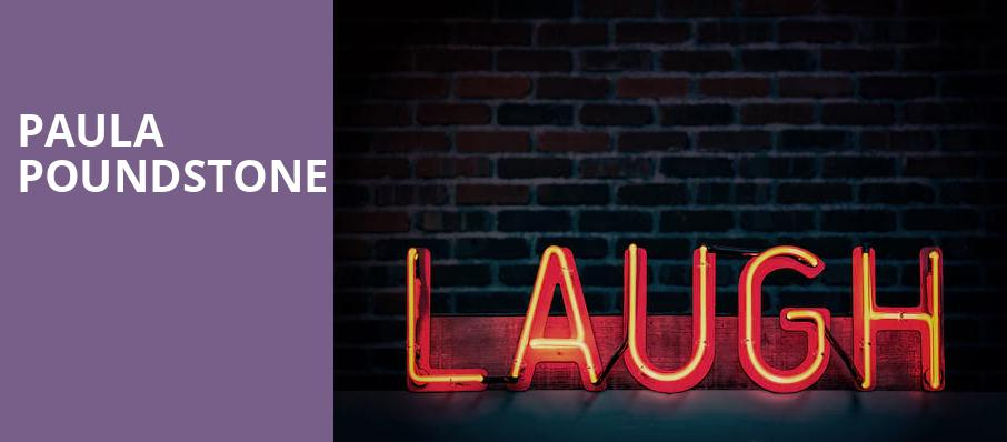 Paula Poundstone, Sheldon Concert Hall, St. Louis