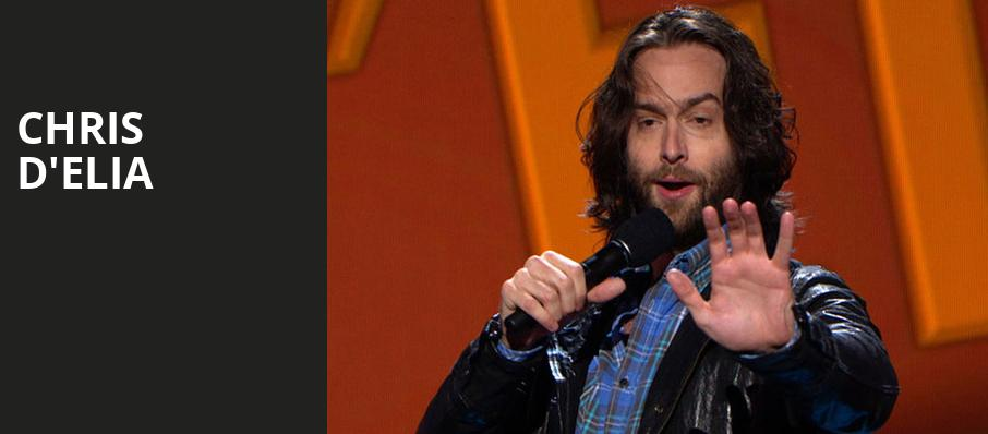 Chris DElia, Stifel Theatre, St. Louis