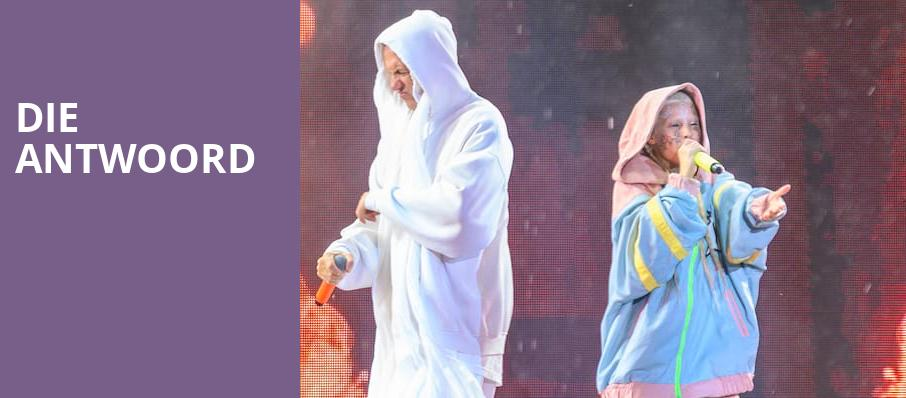 Die Antwoord, The Pageant, St. Louis