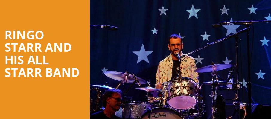 Ringo Starr And His All Starr Band, Fabulous Fox Theatre, St. Louis