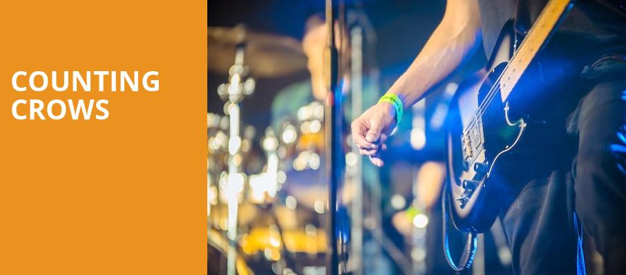 Counting Crows, Hollywood Casino Amphitheatre, St. Louis