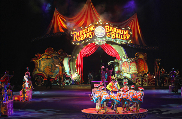 Ringling Bros And Barnum Bailey Circus, Scottrade Center, St. Louis