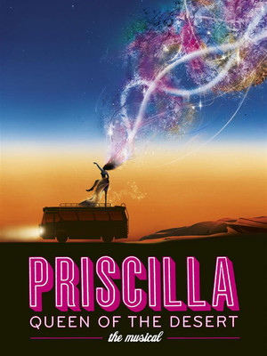 Priscilla Queen of the Desert Poster