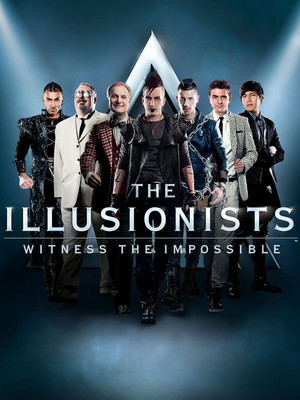 The Illusionists, Fabulous Fox Theatre, St. Louis