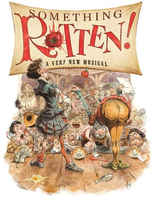 Something Rotten, Fabulous Fox Theatre, St. Louis
