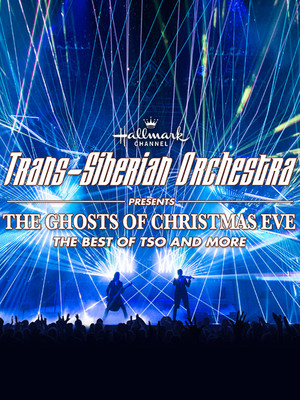 Trans-siberian Orchestra: The Ghosts Of Christmas Eve Poster
