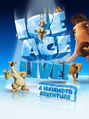 Ice Age On Ice, Family Arena, St. Louis